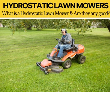 What Is a Hydrostatic Lawn Mower
